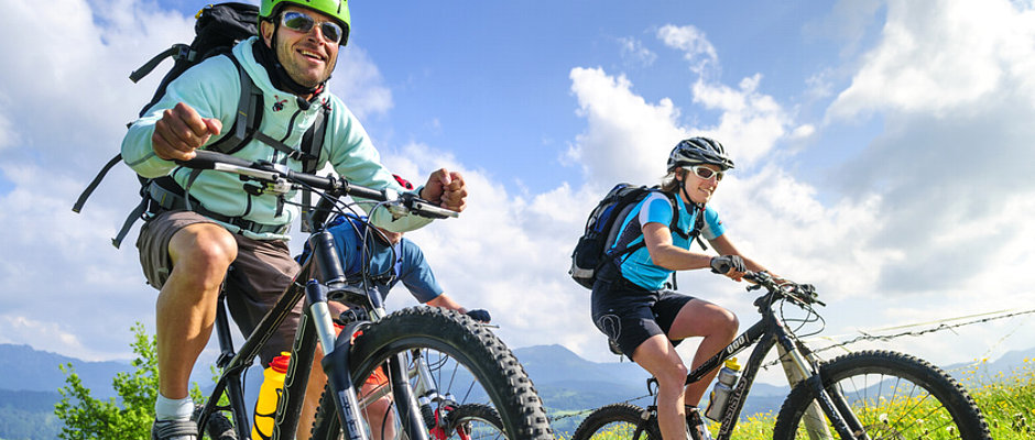 Mountainbike rental at Sport Achleitner - Zell am See